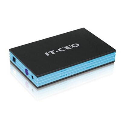 IT-CEO IT-800 USB3.0移动硬盘盒 黑色