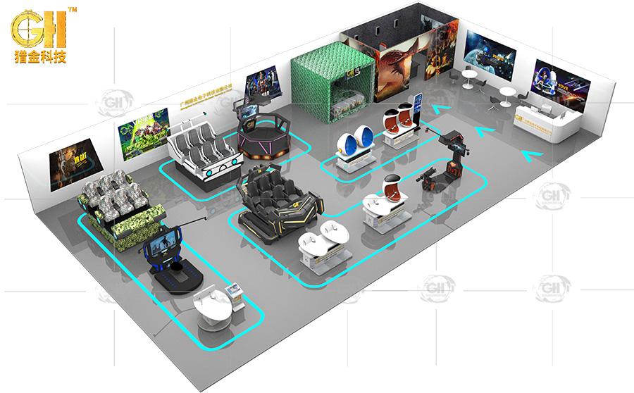 虚拟现实体验馆选择哪些VR设备比较赚钱?虚拟现实体验馆有哪些VR设备?