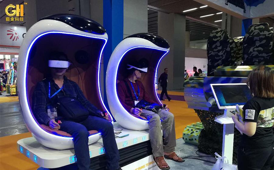 9DVR体验馆VR虚拟现实主题馆能给你带来什么样的乐趣