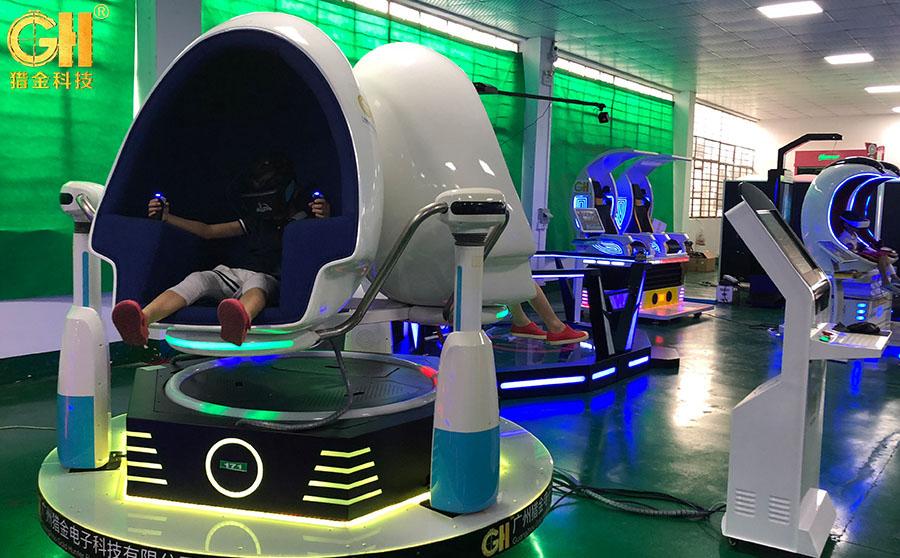 夏令营去哪儿?9DVR虚拟现实体验馆的投资者们,看到商机了吗?