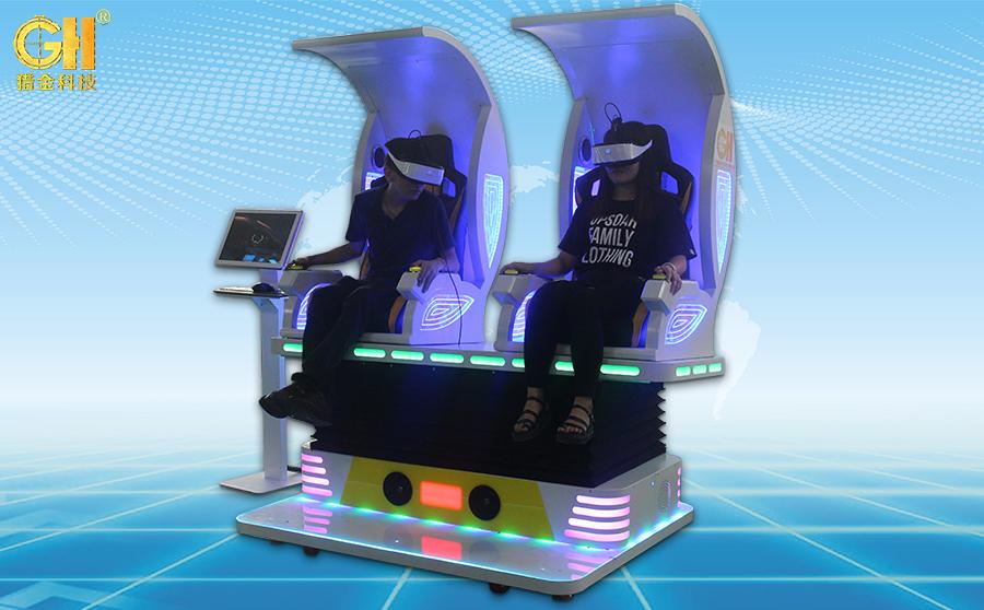 开VR体验馆选哪些VR设备比较适合?VR体验馆开馆VR设备推荐