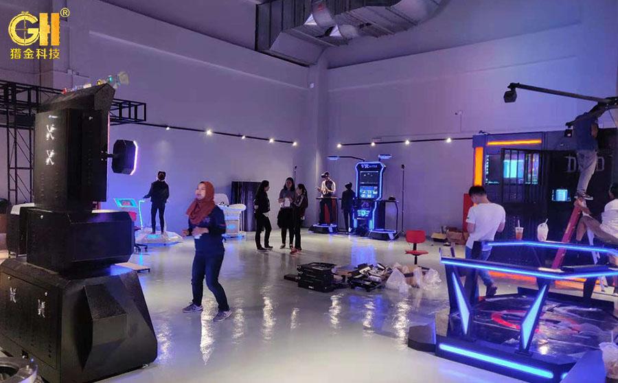 如何经营和管理VR体验馆9DVR虚拟现实游戏体验店?你需要想好这四件事