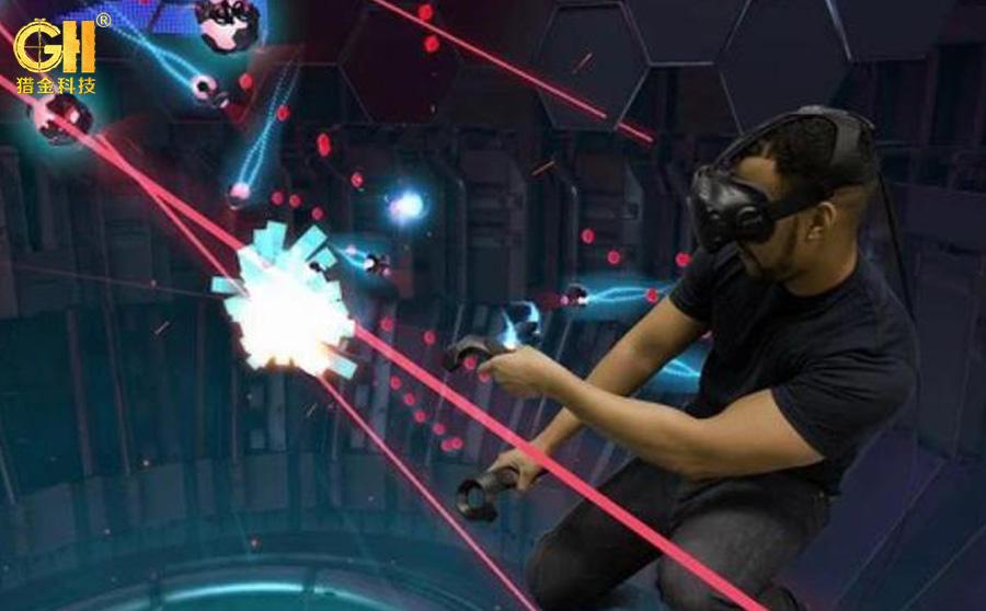 VR体验店为何都会加入一些射击馆电玩等类型的游乐设备?