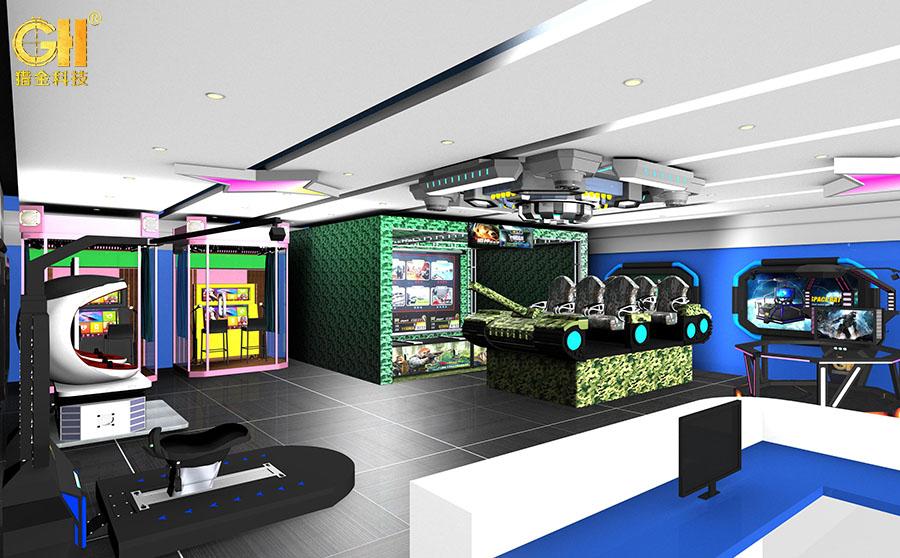 怎么开个VR体验馆?投资加盟VR体验馆需要办理什么执照?