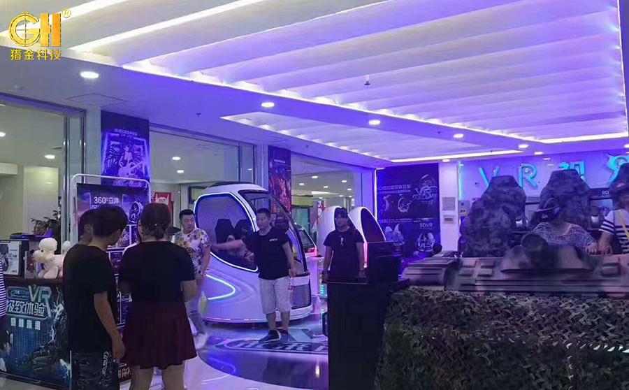 vr游戏体验馆vr游乐设施体验店店长该怎么有效管理门店?