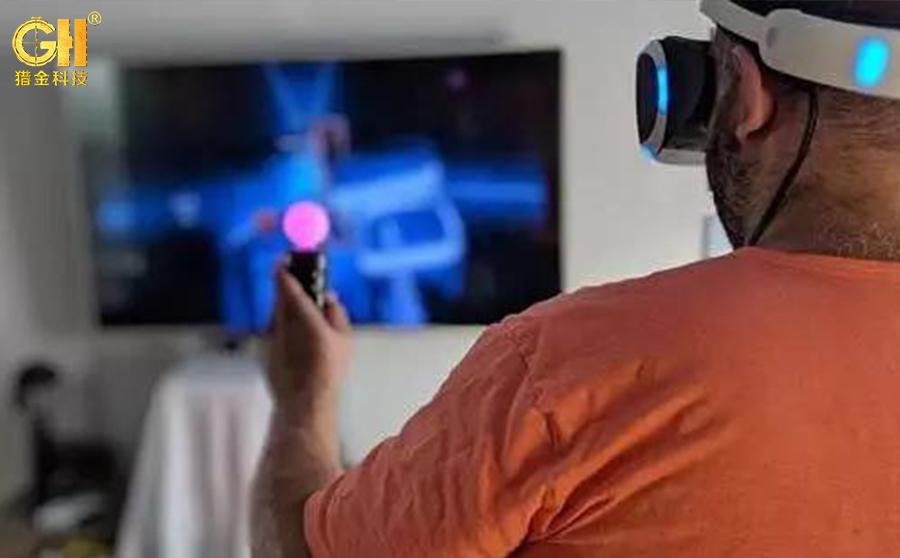 猎金VR体验馆设备厂家快讯之VR游戏如何助我在14天内减掉11斤