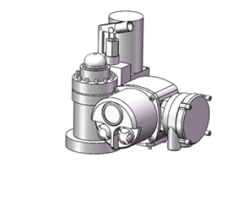 智能型电液执行器