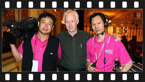 与国外影视机构合作3