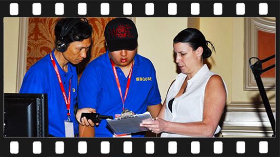 与国外影视机构合作4