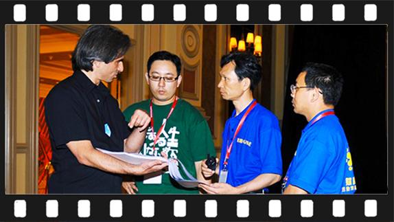 与国外影视机构合作5