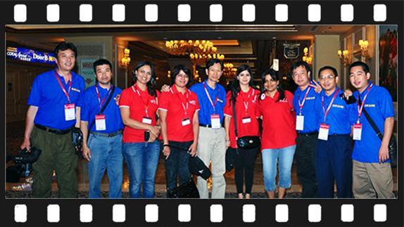 与国外影视机构合作6