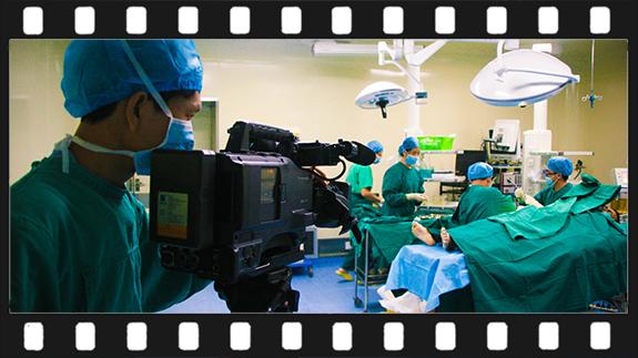 《高新区人民医院》宣传片拍摄花絮1