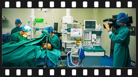 《高新区人民医院》宣传片拍摄花絮2