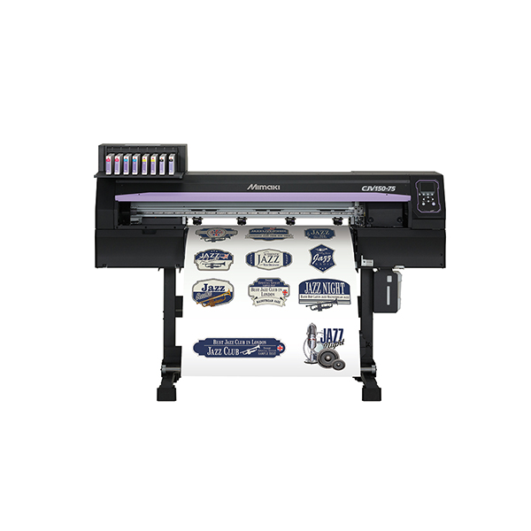 Picture of Second hand--Mimaki CJV150-75 Printer & Cutter