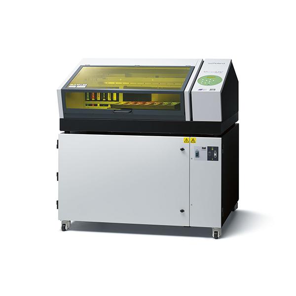 Picture of Second hand--Roland Versa Mini UV LEF-20 Printer with 3 pcs New DX4 Printhead