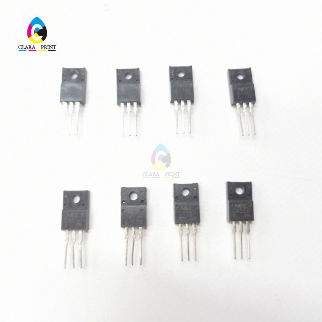 Picture of Mimaki JV33/cjv30/ts3-1600 Main Board Transistor C4550