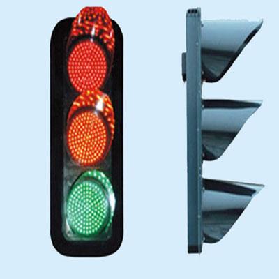 红绿灯展示