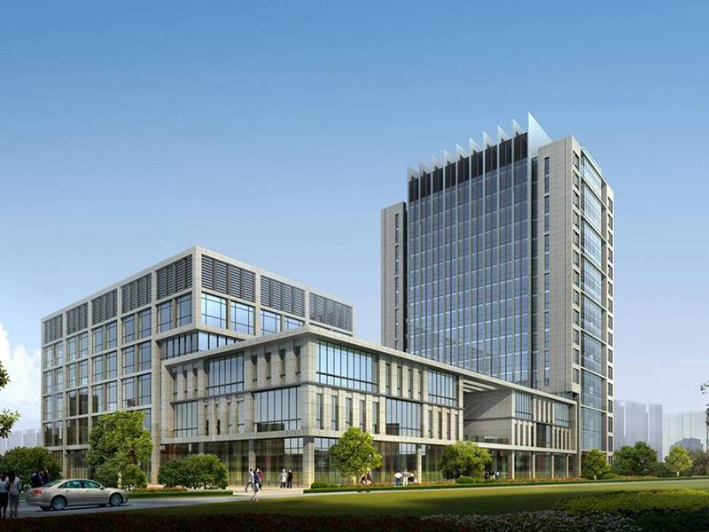 拱墅区106工程及城北文化中心建设项目(杭州市构造优良奖)