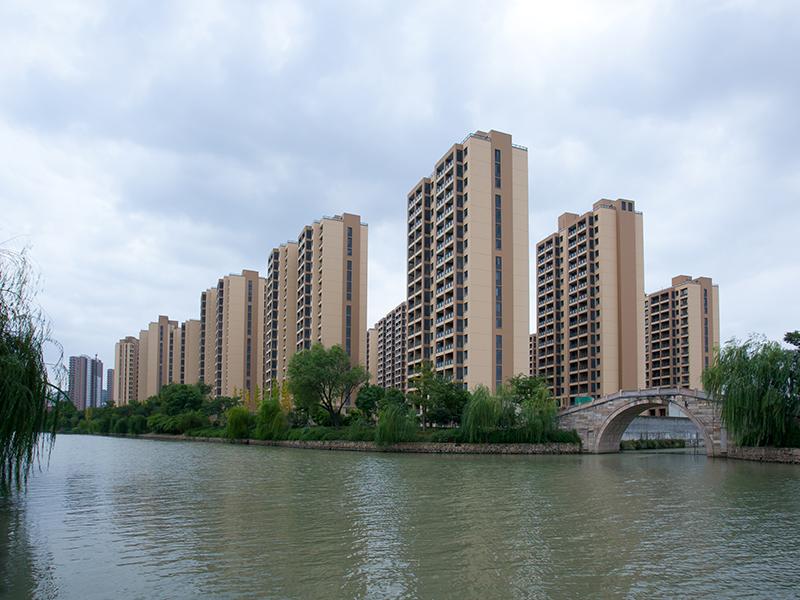 拱墅区一号地块(庆隆B地块)高层农转居公寓一标工程--(杭州市西湖杯优良工程)