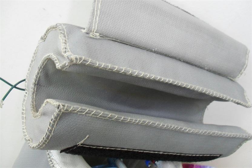 柔性电加热保温设计,电加热保温套技术,柔性电加热保温衣研发