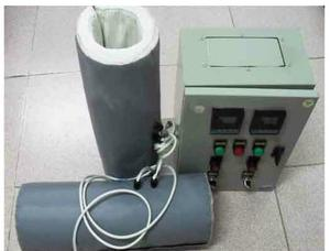 仪器仪表可拆式保温