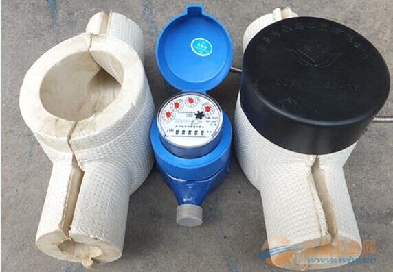 新型水表保温套,新型水表防冻罩