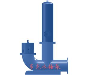 自然能水泵(水锤泵) DK-Z2480T