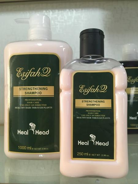 瑷丝坊 粗加黑营养洗发露(Strengthening Shampoo)