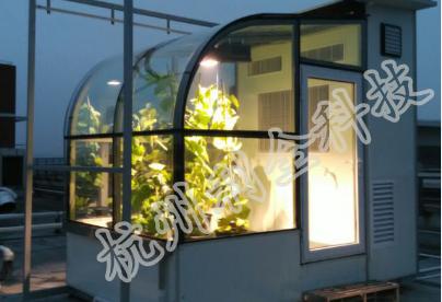 步入式植物生長箱
