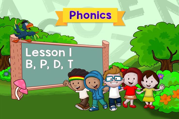 自然拼读Phonics