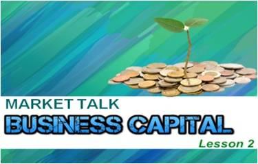 商务英语Market Talk