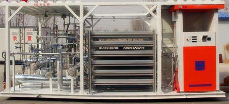 LNG撬裝加氣站設備