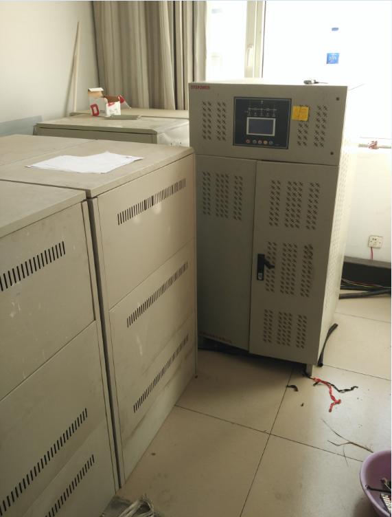 呼和浩特回民区公安局UPS电源项目