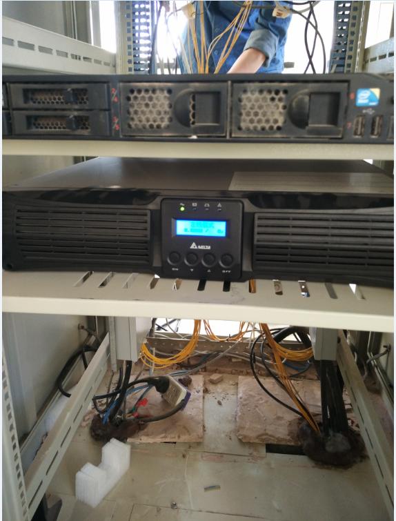 张北风电厂机房监控配套电源