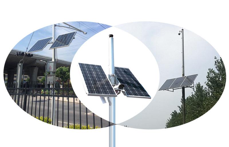 60W太阳能光伏监控
