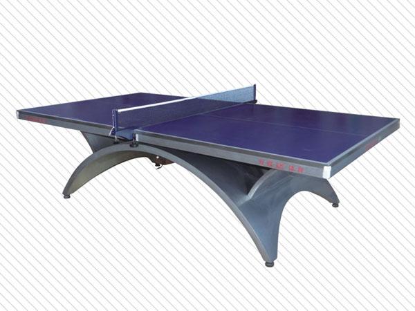 SD-034  银彩虹乒乓球台