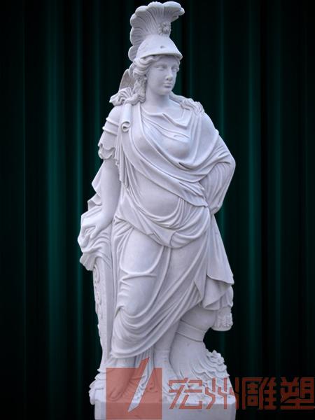 曲阳宏州 人物雕塑