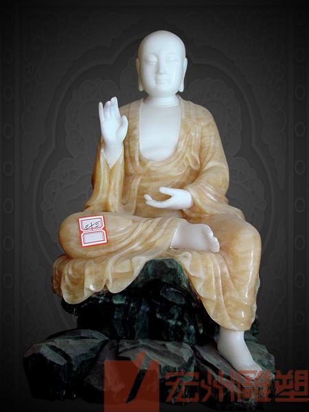 宏州大理石  佛像石雕
