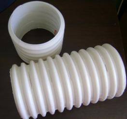 高密度聚乙烯(HDPE)打孔波纹管