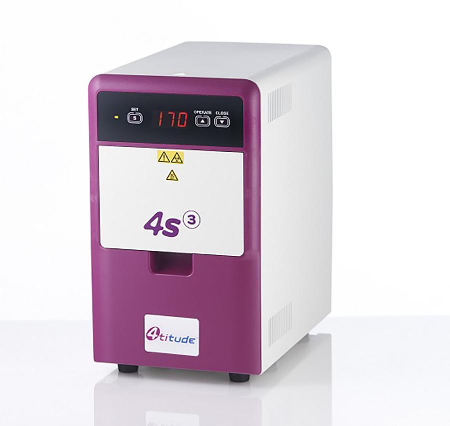 4S3半自动热封膜仪
