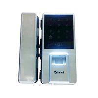 思泰玻璃门指纹锁-ST-B02A(含安装)