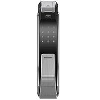 三星指纹锁-SHS-P718(黑色)