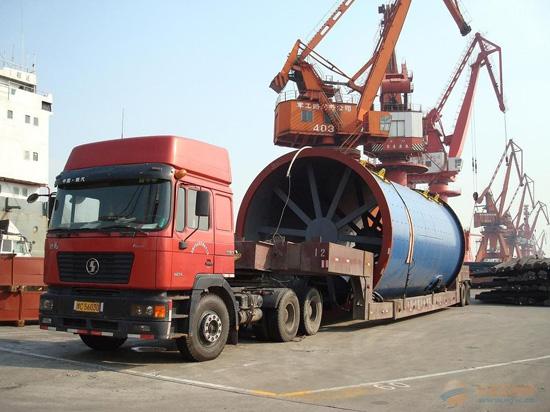常熟至广东专线大件运输基本要求