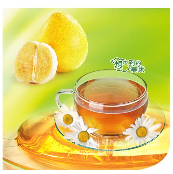 咔咔洋甘菊蜜柚茶