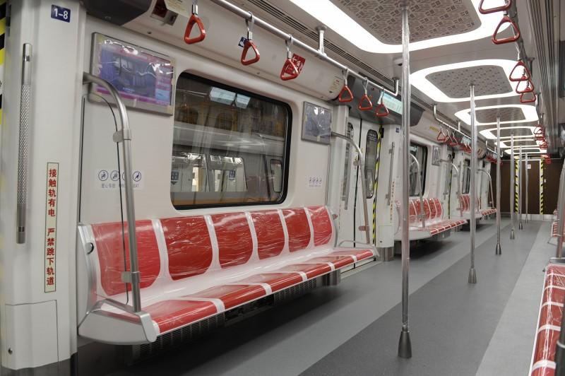 青岛地铁2号线