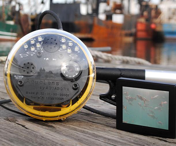 Aqualens水下摄像机