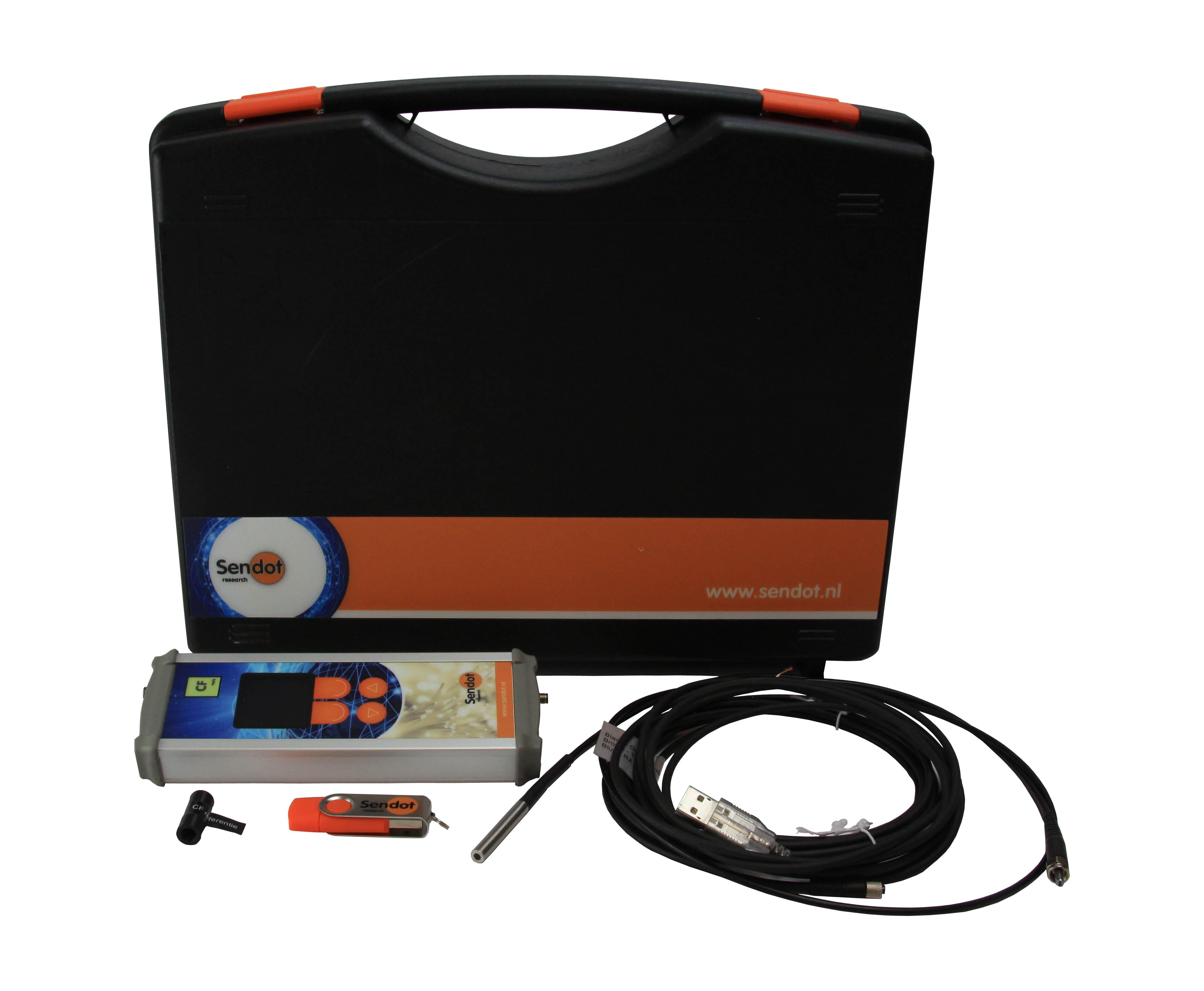 FluoMini Pro 光合叶绿素荧光测量仪