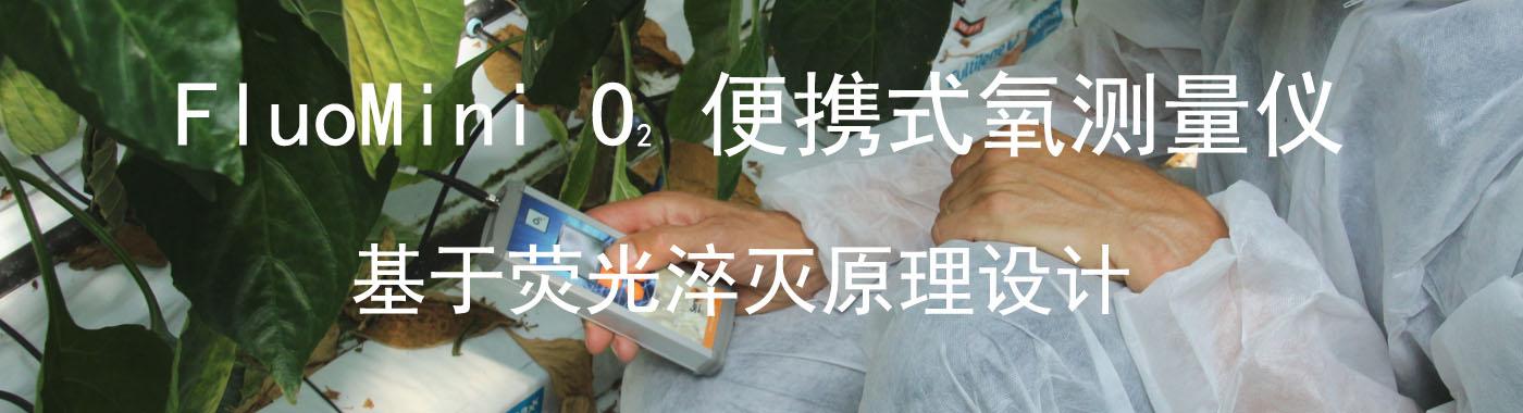 FluoMini O2便携式氧测量仪