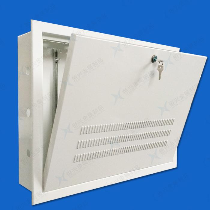 分水器箱丨地暖箱丨分集水器箱丨地暖配件丨遮挡箱丨拆装式 400*450*150mm