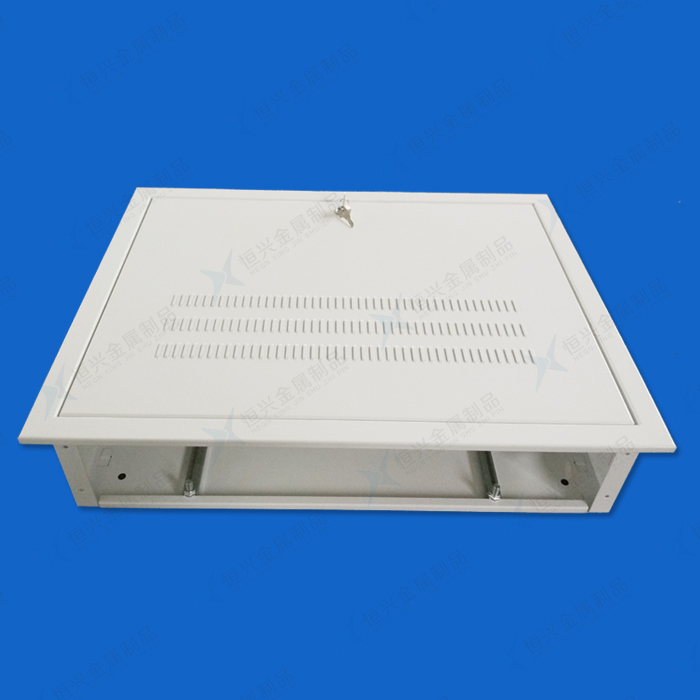 分水器箱丨地暖箱丨分集水器箱丨地暖配件丨遮挡箱丨拆装式丨恒兴 600*450*150mm